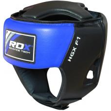 Открытый боксерский шлем RDX