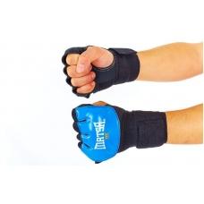 Гелевые бинты внутренние MATSA Кожа (бинт-перчатка) синие