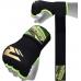 Бинт-перчатка RDX Inner Gel Black/Green