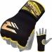 Бинт-перчатка RDX Inner Gel Black/Golden