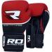 Боксерские перчатки RDX Quad Kore Red 10oz