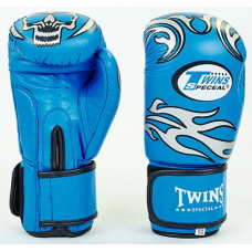 Перчатки боксерские DX Twins MA-5435-B 10oz