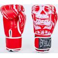 Боксерские перчатки Everlast Skull Red 10oz