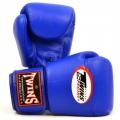 Боксерские перчатки Twins BGVL-3 Blue 10oz