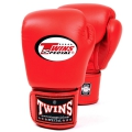 Боксерские перчатки Twins BGVL-3 Red 10oz