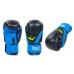 Боксерские перчатки кожа Everlast BO-3631-BK 8oz
