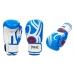 Боксерские перчатки кожа Everlast BO-6162-B 10oz