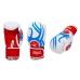 Боксерские перчатки кожа Everlast BO-6162-R 12oz
