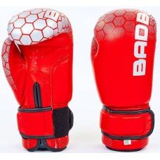 Перчатки боксерские кожа Bad Boy MA-5434-R
