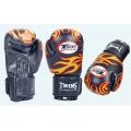 Перчатки боксерские DX Twins MA-5435-BK