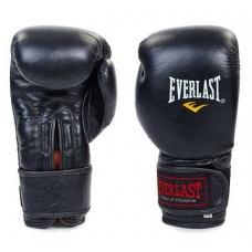Перчатки боксерские Everlast BO-4748-BK 10/12oz