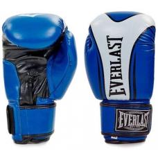 Перчатки боксерские Everlast Fight-Star Blu 10oz