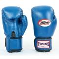Перчатки боксерские TWINS 10/12/14oz  VL-6631-B