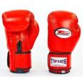 Перчатки боксерские TWINS 10/12/14oz VL-6631-R