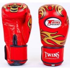 Боксерские перчатки Twins MA-5436-R 12oz