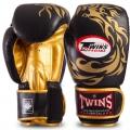 Боксерские перчатки Twins Dragon 0270-G 10/12/14/16oz