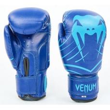 Перчатки боксерские PVC VENUM MA-6751-B 10oz
