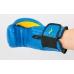 Перчатки боксерские кожа Everlast MA-6758-B10oz,12oz