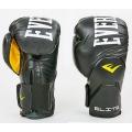 Перчатки боксерские кожа Everlast MA-6758-BK 10oz,12oz