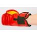 Перчатки боксерские кожа Everlast MA-6758-R 12oz