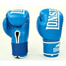 Перчатки боксерские LONSDALE MA-6760-B 10oz