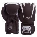 Боксерские перчатки Venum BO-8349-BK 8/10oz