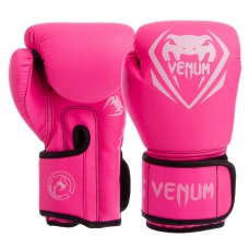 Боксерские перчатки Venum BO-8351-P 8oz