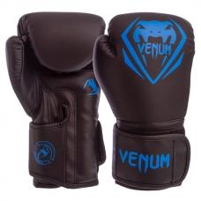 Боксерские перчатки Venum BO-8351-B 8oz