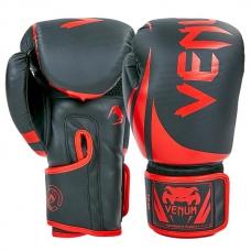 Боксерские перчатки Venum BO-8352-BKR 12oz