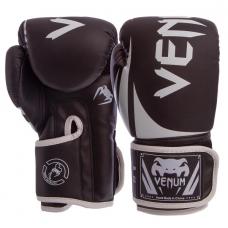 Боксерские перчатки Venum BO-8352-BKW