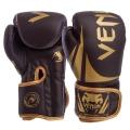 Боксерские перчатки Venum BO-8352-BKG 12oz