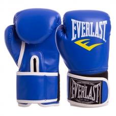 Боксерские перчатки Everlast BO-3987-B 10/12oz