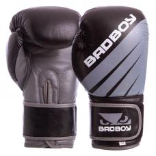 Перчатки боксерские BAD BOY MA-6738-BK
