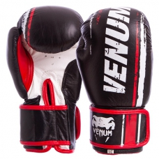 Перчатки боксерские VENUM MA-6749-BKW