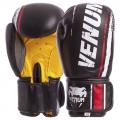 Перчатки боксерские VENUM MA-6749-BKY 10oz