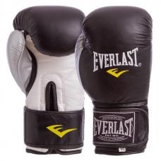 Перчатки боксерские Everlast MA-6750-BKW