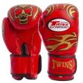 Боксерские перчатки Twins MA-5436-R 10oz