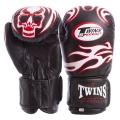 Боксерские перчатки Twins MA-5436-BK 10oz