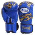 Боксерские перчатки Twins MA-5436-B 10oz