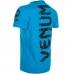 Футболка Venum Original Giant Cyan/Black