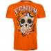 Футболка Venum Santa Muerte 2.0 Orange