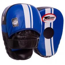 Лапы боксерские (2шт) кожа Twins VL-8347