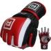 Перчатки ММА RDX Red 7oz