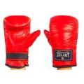Снарядные перчатки Кожа ZEL ZB-4005-R