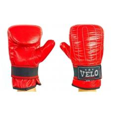 Снарядные перчатки Кожа VELO ULI-4004-R