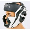 Шлем боксерский с полной защитой Venum BO-7041-W (S,L)