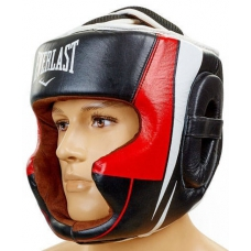Шлем боксерский с полной защитой FLEX Everlast BO-5342-BK