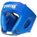 Боксерский шлем Sportko (винил)