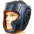 Боксерский шлем с полной защитой Venum Elite BO-5239-BK M