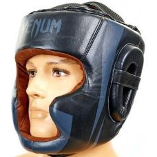 Боксерский шлем с полной защитой Venum Elite BO-5239-BK